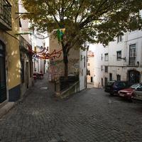 Улица старого квартала города