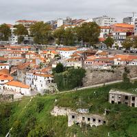 Старый район города