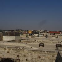 Крыши старого Иерусалима