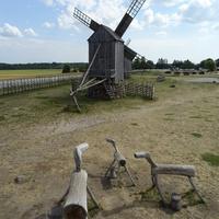 Холм ветряных мельниц, фрагмент