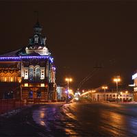 Улица во Владимире