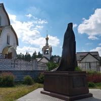 Памятник архиепископу Серафиму Смоленскому