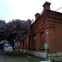 Здание в исторической части города