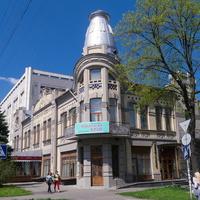 Общественный банк - здание авторства Городецкого