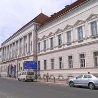 Здание медицинского колледжа