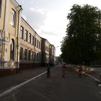 Городская улица Нежина