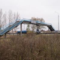 Мост через Одесскую трассу