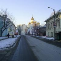 Н. Новгород - Ул. Сергиевская