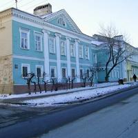 Н. Новгород - Ул. Сергиевская - Старинный дом (1810 г.)