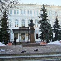 Ул. Б. Покровская - ННГУ им. Лобачевского - Филфак