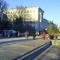 Н. Новгород - На ул. Большая Покровская