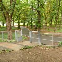 Велодорожки в парке