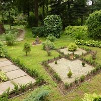 Ужгородской ботанический сад