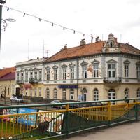 Здание банка