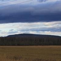 Гора Сосновая (Григорьевская сопка)