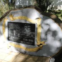 Геленджик. Часовня в память о жертвах техногенных катастроф.