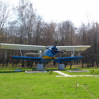 Самолет-памятник  АН-2
