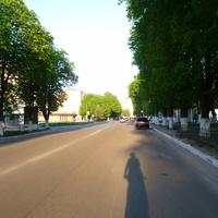 Центральная улица Соборная