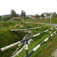 Мост через реку Схидничанку