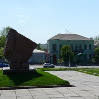Памятник ул. Грушевского