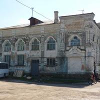 Вокзал на станции Васильков-II