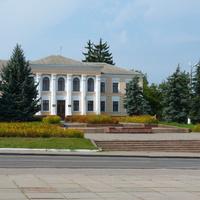 Административное здание города
