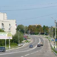 Улица Мироновки