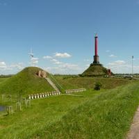 Мемориал битвы под Крутами.