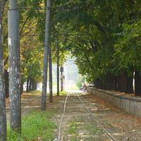 Линии трамвая