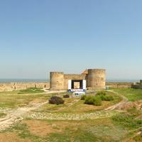 Панорамный вид на Аккерманскую крепость
