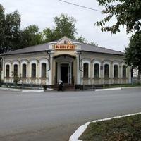Бывший дом купца Ларькова
