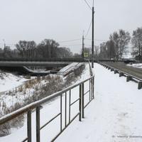 Мост через р. Березка