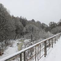 Река Березка