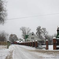 Вокзальная улица, церковь Афанасия Ковровского