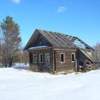 Заброшенная деревня Алёшино