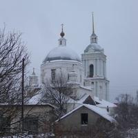 Церковь во имя Живоначальной Троицы