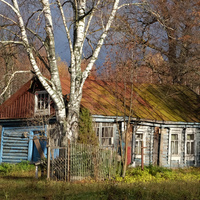 Нежилой дом