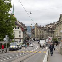Улица города Берн