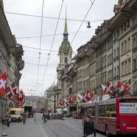 Городская улица Берна