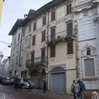 Улица города Бергамо