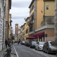 Улица города