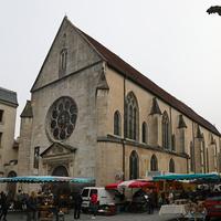Церковь кордельеров