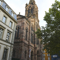 Церковь Тампль-Неф