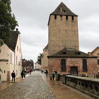 Страсбургский собор и квартал Маленькая Франция