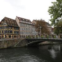 Мост через реку Иль