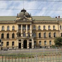 Здание города Щецин