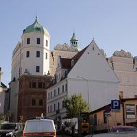 Штеттинский замок или Замок Князей Поморских