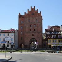 Городские ворота Ольштына