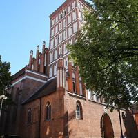 Кафедральная базилика Святого Якуба