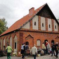 Замковая мельница